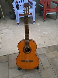 Takamine G Series 6 String Acoustic Guitar -include soft case