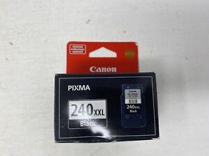 Canon Pixma 240 XXL Black Ink Cartridge(PG-240XXL) NEW SEALED