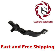 Tactical Solutions Ruger 10/22 X-Ring EMR Extended Magazine Release -Matte Black