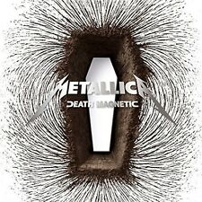 Death Magnetic - Metallica (2014, Vinyl NUEVO)2 DISC SET