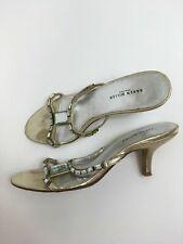 sandalo gioiello tacco oro in vendita | eBay