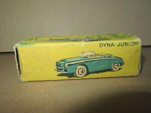 575P CIJ 3/5 France Boite Vide Complète d'Origine pour Panhard Dyna Junior 1:43