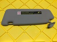 Audi A5 S5 A4 A4 Q5 SQ5 SUN VISOR FRONT RIGHT PASSENGER SIDE 8K0 857 552 OEM