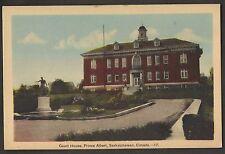Court House Prince Albert Saskatchewan Canada