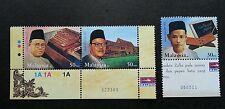 Famous Scholar-Zainal Abidin Malaysia 2002 Academic Zaba (stamp plate) MNH
