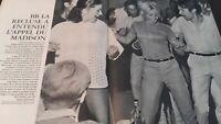 Revista Brigitte Bardot París Match N º 700 Septiembre 1962 Buen Estado