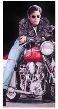 Motorcycle | Motorbike Beach | Pool Bath Towel | 100% Cotton | Big Boys Toy