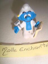 Chercheur Schtroumpf Schleich 20775 Chimiste Chemikant Nouveauté 2015 Pharma