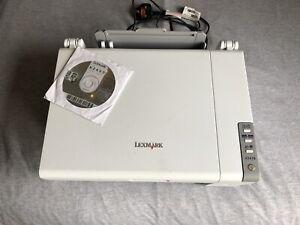 4423-001 - Lexmark X2450 All-in-One Inkjet Printer
