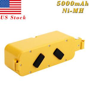 14.4V 5000mAh Battery For iRobot Roomba 400 405 Discovery 400 SE FloorVac 400