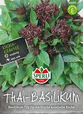 Sperli Saatgut Basilikum Thai