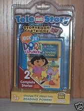 "Tele Story- Storybook Cartridge -  ""Dora the Explorer"""