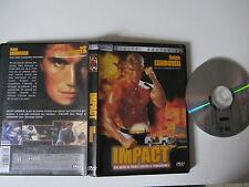 Impact de Manny Coto avec Dolph Lundgren, DVD, Action