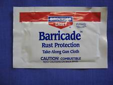 Birchwood Casey Barricade Rust Protection 5 Pack