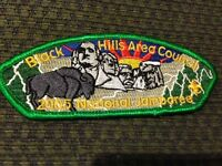 MINT 2005 JSP Black Hills Council Green Border