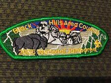 MINT 2005 JSP Black Hills Council Green Border