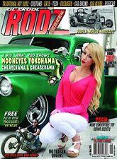 """OL' SKOOL RODZ MAGAZINE - Issue # 63 """"NEW!"""" (May 2014)"""