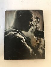 Call of Duty Black Ops 2 PS3 Hardened Edition Steelbook Metal Case & Game!