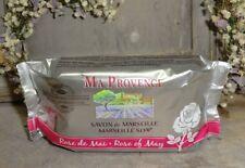 200g Seife Rose de Mai Mairose Ma Provence Savon de Marseille France