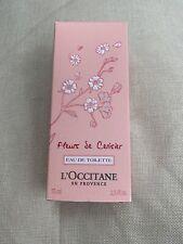 L'Occitane - Eau De Toilette Fleurs de cerisier - 75ml