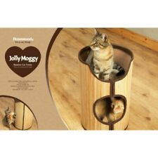 Rosewood Jolly Moggy Ultra Chic Bamboo Cat Tower- NQP*