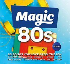 MAGIC 80s (Best Of / Greatest Hits) 4 CD Box Set (2018)