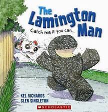 The Lamington Man by Kel Richards Paperback Book NEW