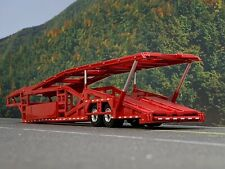 1/64 Speccast Red 5 Car Car Carrier Transport Trailer