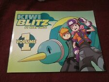 Kiwi Blitz vol. 1 by Mary Cagle (2012, TPB) SIGNED w/ sketch Sleepless Domain