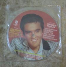 """ELVIS PRESLEY The Elvis Medley/Jailhouse Rock UK 7"""" Picture Disc, RCA RCAP1028"""