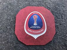 Programme Fan Guide Sankt Petersburg Confed Cup 2017 Russia