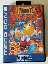 Dynamite Headdy - Sega Mega Drive - Complet - TBE