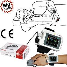 CONTEC Respiration Monitor Nose Flow, SPO2, Monitoraggio delle apnee notturne CE
