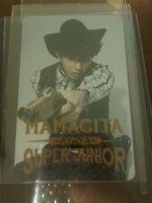 Super Junior ryeowook mamacita photocard Card Kpop K-pop