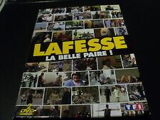 "COFFRET 2 DVD ""JEAN-YVES LAFESSE - LA BELLE PAIRE"""