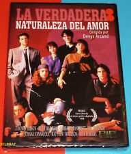 LA VERDADERA NATURALEZA DEL AMOR / LOVE AND HUMAN REMAINS DVD R2 English Español