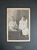1900s Children Doctor Stethoscope Dress Up Photo Greencastle Indiana