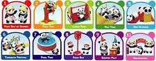 Re-ment Miniature Animal School Time Kindergarten Panda Full Set of 10 MIP NEW