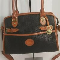 Dooney & Bourke, Vintage Satchel Bag, AWL