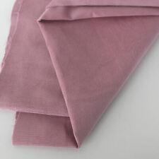 3m alt rosa Micro CORD Baumwollstoff Hose Jacke Kleid Kinder Kleidung Cordstoff