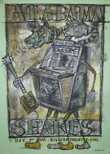 Alabama Shakes Gig Poster, Chicago 2012 (Original Silkscreen) 18 x 24' Print