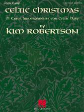 Celtic Christmas Revised Edition Harp Sheet Music 21 Carols Songs Book