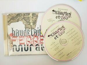 ▀ JEAN-LOUIS MURAT - EDITION LIMITÉE CD + DVD ▄  CHARLES BAUDELAIRE & LEO FERRE