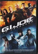 """G.I. JOE: LA VENGANZA de Jon Chu Dwayne """"The Rock"""" Johnson, Bruce Willis..."""