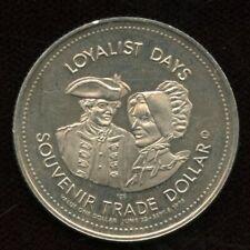 1978 Saint John, New Brunswick Trade Dollar Token Canada Coin Loyalist Days