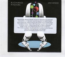 (HT531) Richard Pinhas, Reverse - 2017 DJ CD