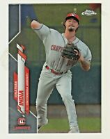 2020 Topps Pro Debut CHROME #PDC-93 JONATHAN INDIA RC Rookie Cincinnati Reds