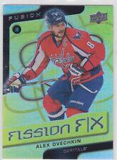 15/16 FUSION...ALEX OVECHKIN...FISSION F/X...SP..# FI-6...CAPITALS