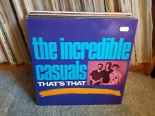 The Incredible Casuals – that's That (álbum)