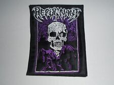 REPUGNANT HECATOMB EMBROIDERED PATCH